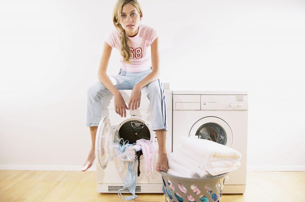Если стиральная машинка не подходит зпп