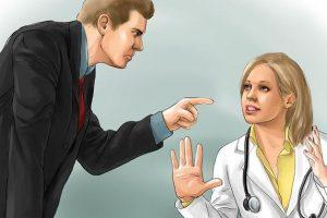 Претензия на некачественное оказание медицинских услуг