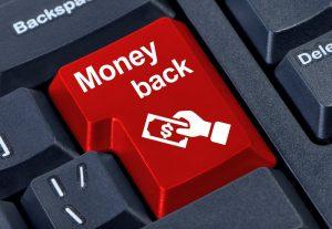 Как оформить возврат денег покупателю?