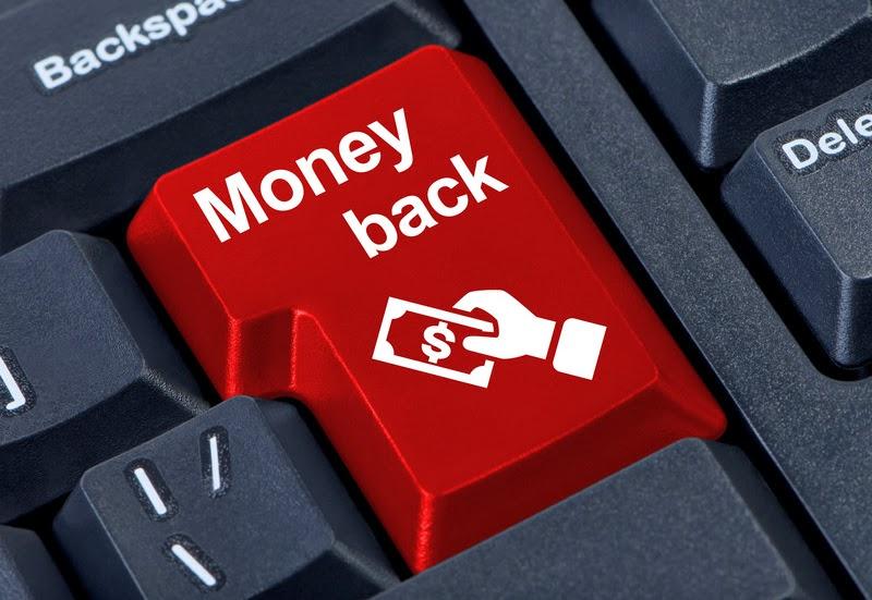 Как оформить возврат наличных денежных средств покупателю