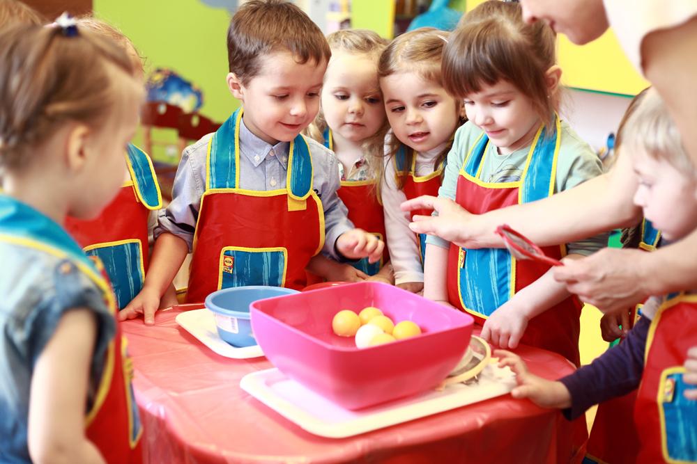 Правильное кварцевание в помещении для дет садиков