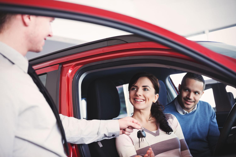 Предоставление подменного автомобиля на время гарантийного ремонта